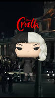 Cruella Pop! Wallpaper