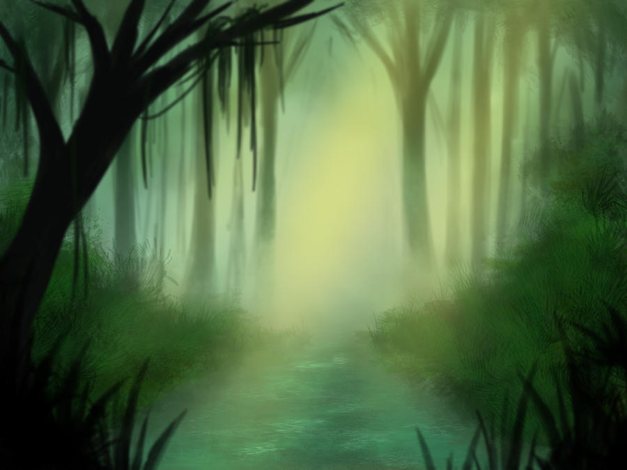 Jungle Fast Paint by Soulfein on DeviantArt
