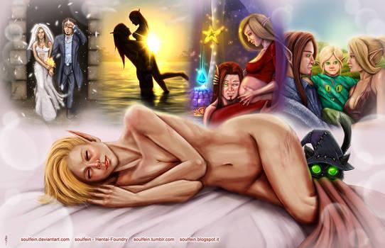 Warcraft: Elenaris sweet dreams