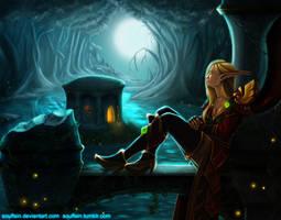 Warcraft: Ghostlands by Soulfein