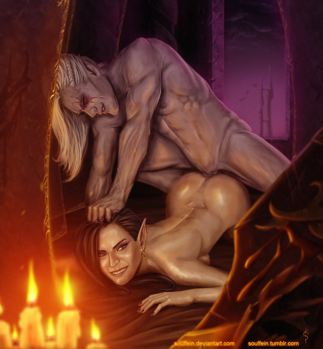 Naked elves and fairies porn erotic pictures
