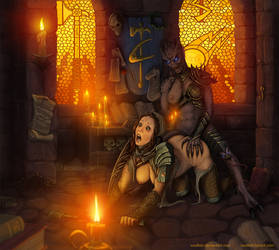 Warhammer: Broken faith by Soulfein