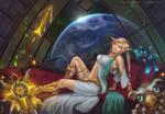 Warcraft: Flamelight's rest