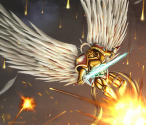 Warhammer: The Sanguinor by Soulfein