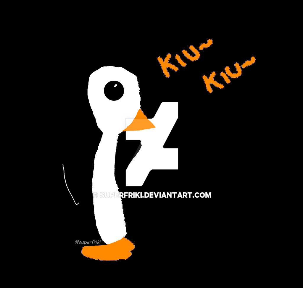 Kiu~ kiu~ by SuperFriki