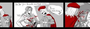AC: Iamincrediblyracist by xCopycat