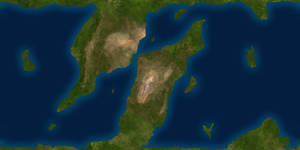 Antropoterras map