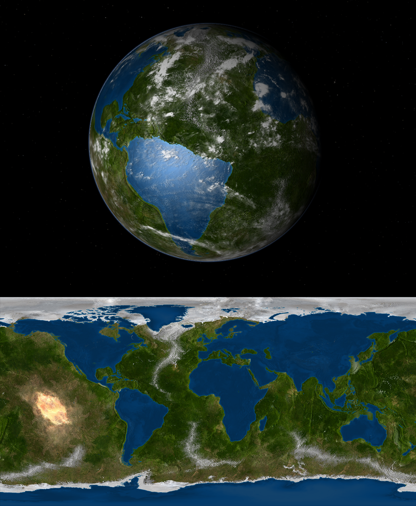 the different views about the how the earth looks like We've all seen pictures of what a solar eclipse looks like from our perspective, but what does it look like when the moon blocks sunlight from the earth from space.