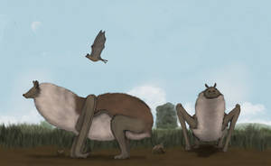 Goosebat by Dragonthunders