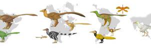 The Redesigned Dinosaurs, Arbrosaur diversity
