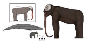 SE Giants project, The Posthuman Titan