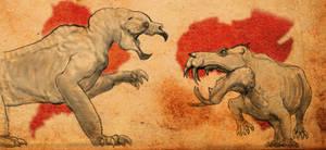 Holocene park, Unleash the Beasts