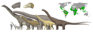 The Redesigned Dinosaurs, Hall of the Titans
