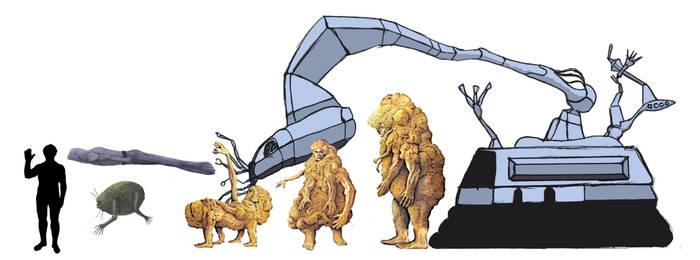 SE giants, Man After Man, what I've got...