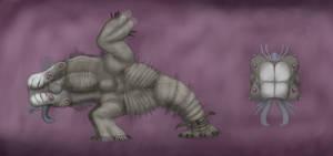 Kritautian fauna: Silver Tetrobuccin