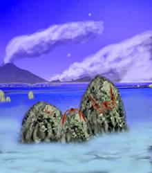 Spectember D26: Martian stromatolite