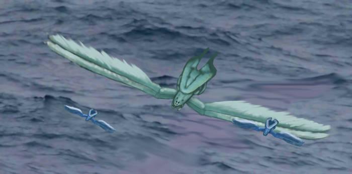 Spectember D28: Monarch Aelopoda