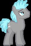 Ziggy the background pony