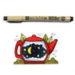 Day 110 - Tea Pot