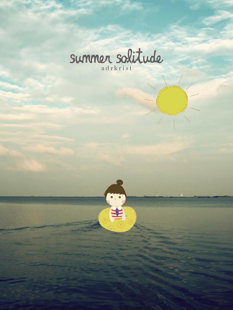 summer solitude by adrkrist