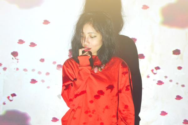 Crimson Petal by adrkrist