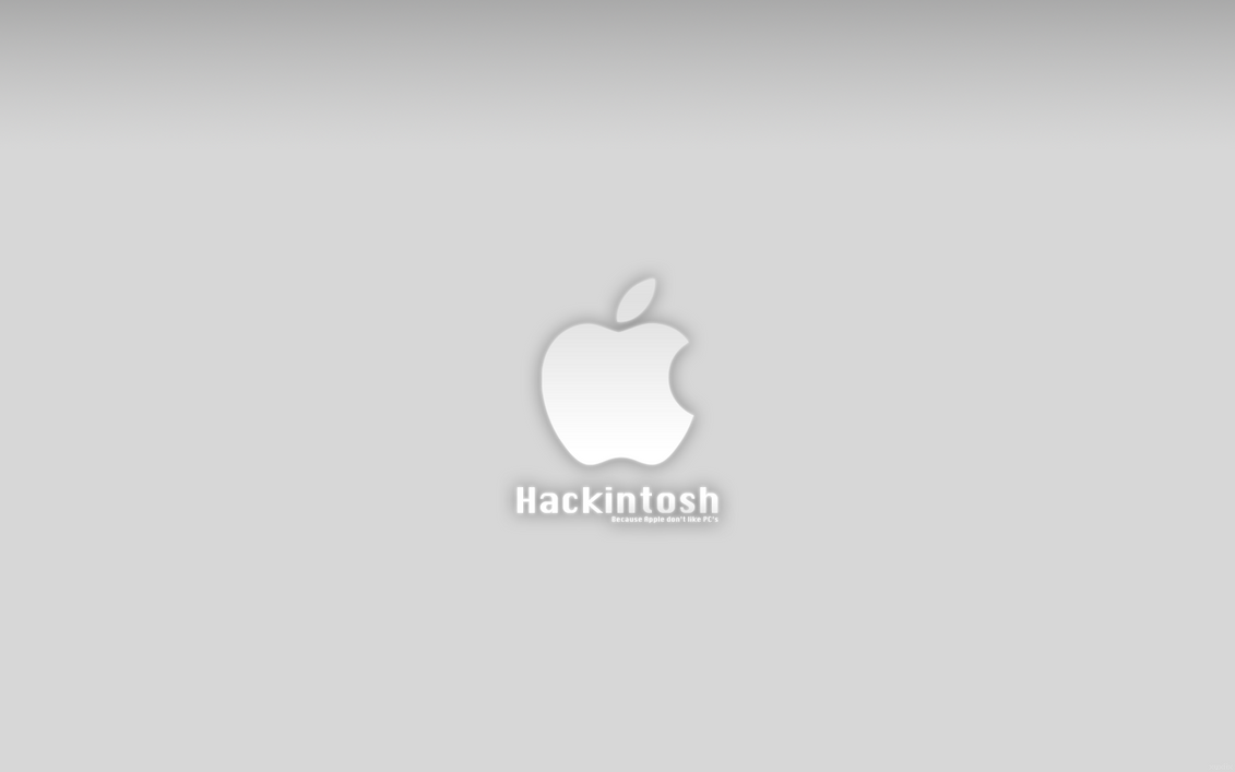 Hackintosh - Because Apple... by Xuxiix