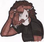 10. Sick tapir by Alliieennss