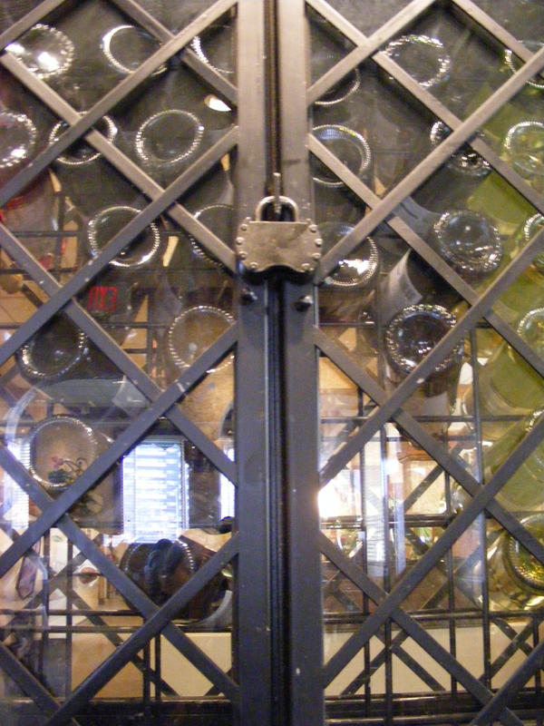 The Lock On The Liquor Cabinet By PleasePressReset ...