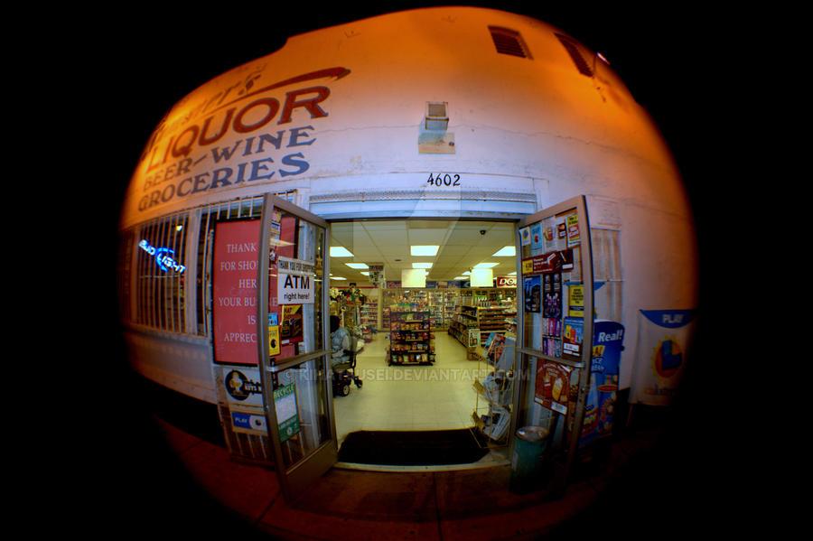 Liquor Store Blues by Kihatsusei