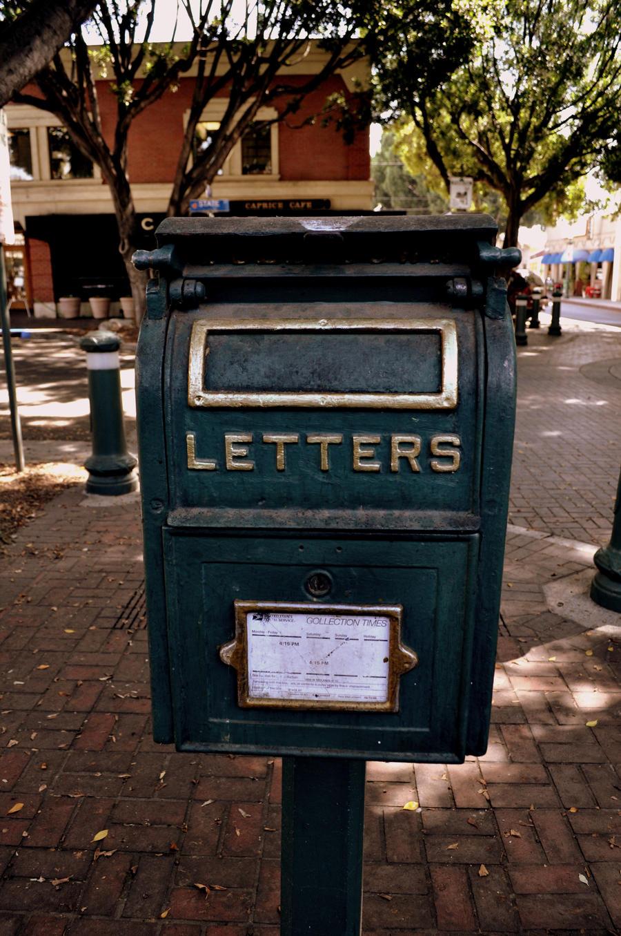 Letters by Kihatsusei