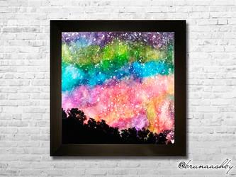 Special Galaxy by brunaashby