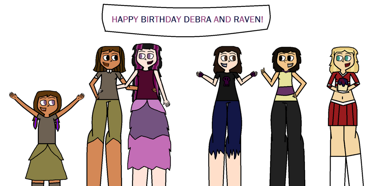 Birthday Present for Debra by Demonqueen23
