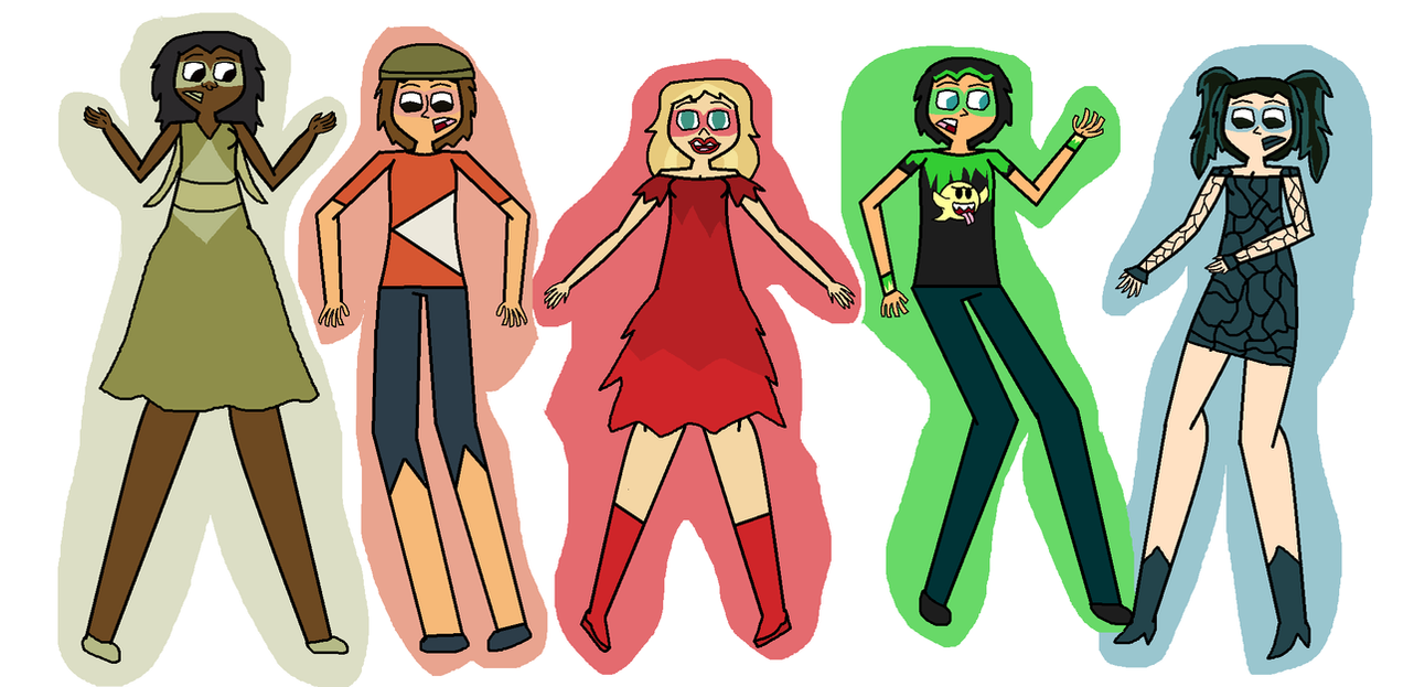 Total Drama Haunted by Demonqueen23