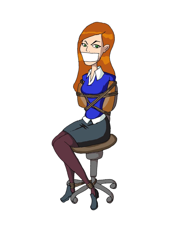 Chair Bound Gwen By Reddumpster On Deviantart