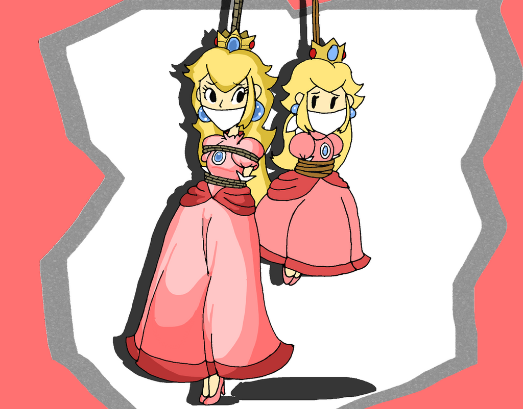 paper princess peach In thousand-year door, as with all the paper mario games, you play  at the  very beginning of the game, princess peach contacts mario and.