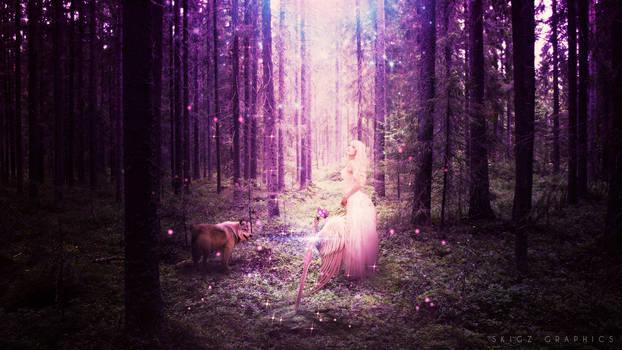 Fairy's Lost Wings (+ Speed Art Vid)