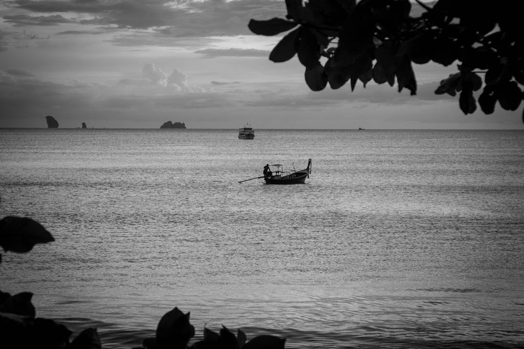 Ao Nang, Thailand by DrDrum666