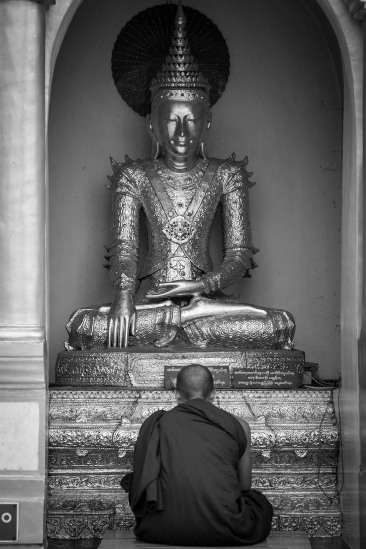 Yangon, Myanmar by DrDrum666