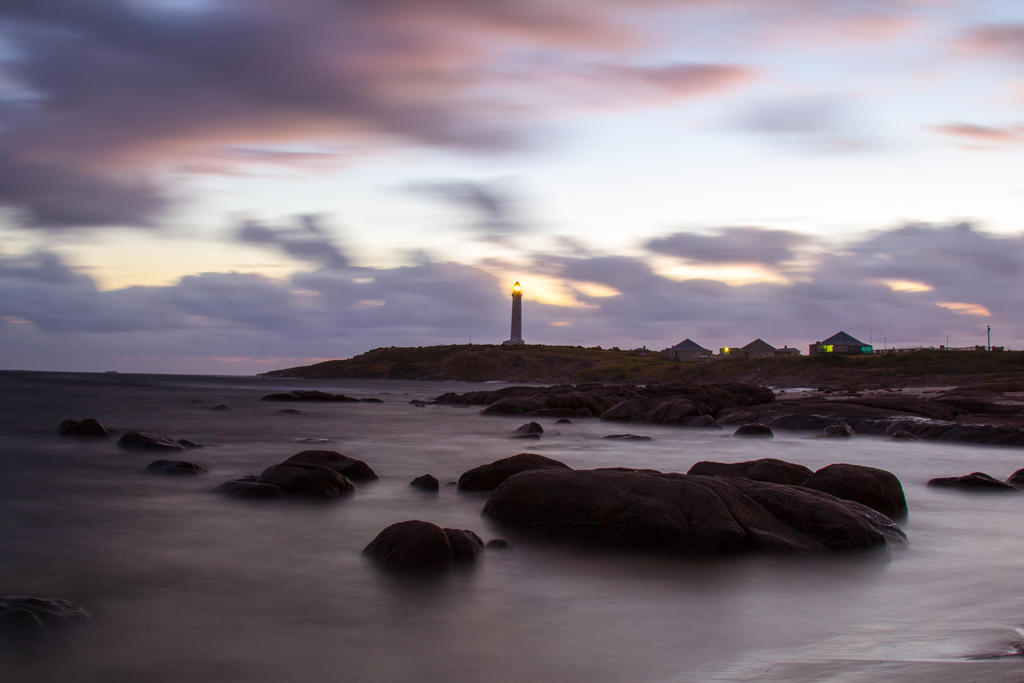 Lighthouse Leeuwin by DrDrum666