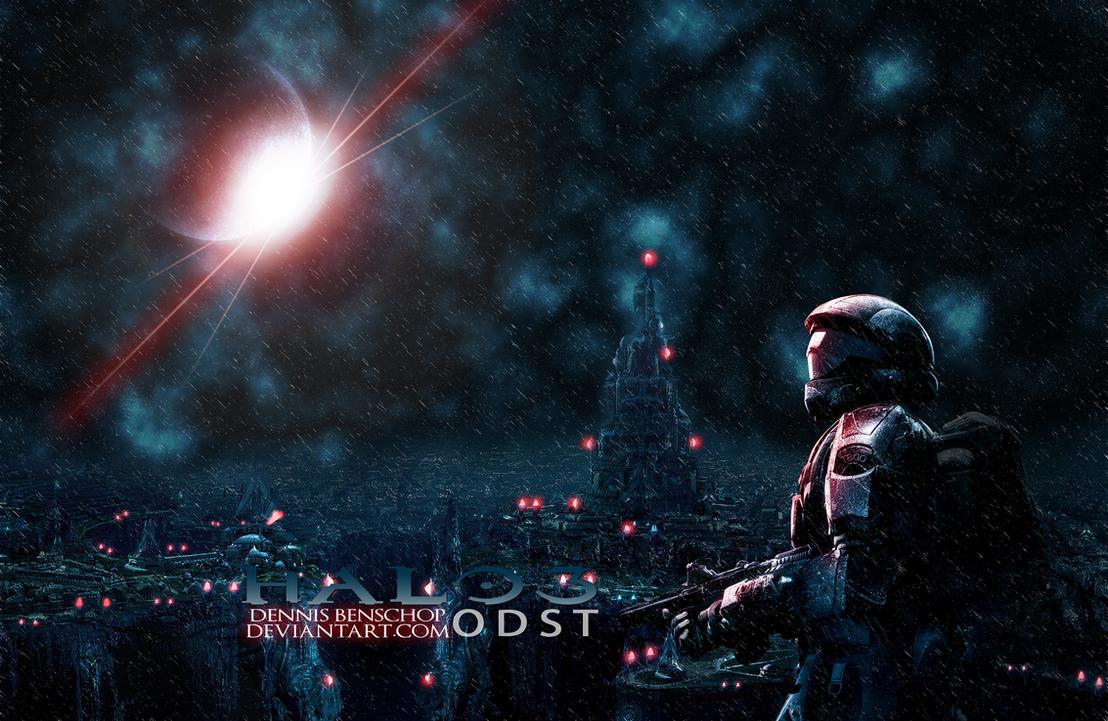 Halo3ODST Wallpaper By Dennis Benschop