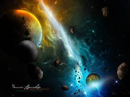 Universe of Poseidon by Dennis-Benschop