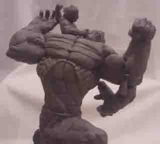 Sneak peek 2 by AdamReederSculptor