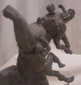 Sneak Peek 1 by AdamReederSculptor