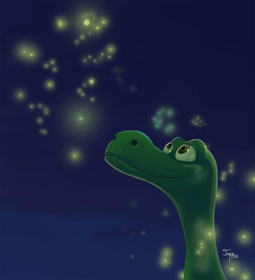Good Dinosaur by joysuko