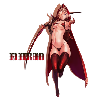 Red riding hood Ashe