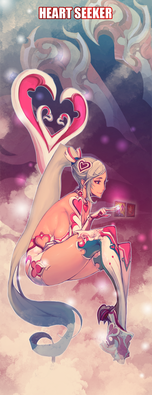 Heart Seeker Irelia by dutomaster