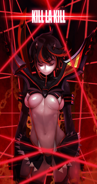Kill La Kill2 by dutomaster