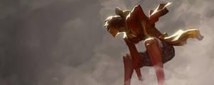 Monkey D Luffy - Gear Second