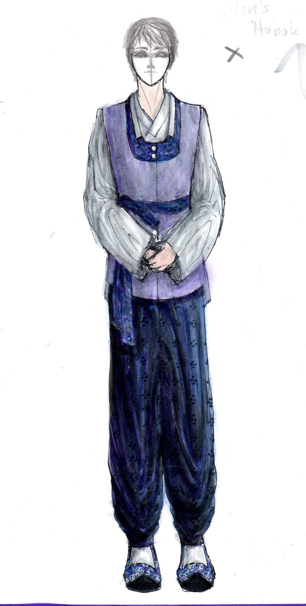 mens hanbok by shanamceris on deviantart