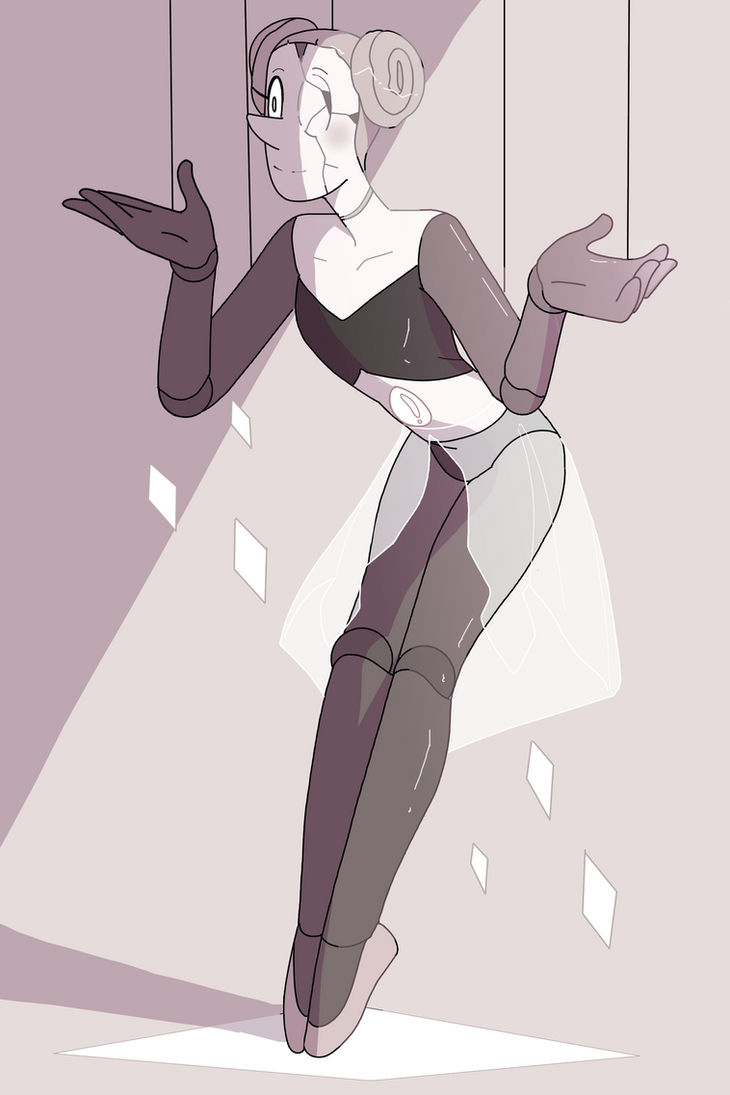 GOD GOD GOD first, sorry for the inactivity but GOD WHITE DIAMOND IS JUST A LITERAL DREAM But I can't stop thinking about her Pearl, man... Like what has she SEEN Anyway, her cracked complexion rea...